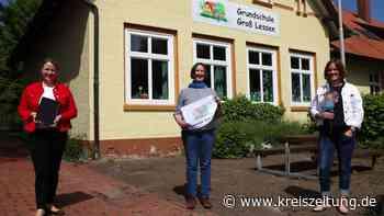Spender stockt Preis aus Online-Voting für Grundschule Groß Lessen auf - kreiszeitung.de