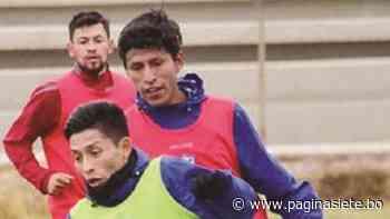 De San José a Palmaflor: Condori jugará en el Valle - Diario Pagina Siete