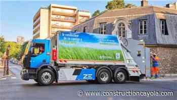 À Neuilly-sur-Seine, la collecte des déchets ménagers réalisée au 100 % électrique - Construction Cayola