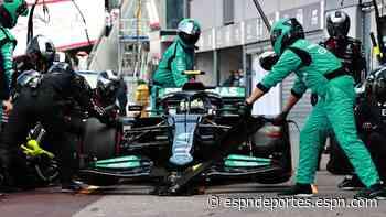 Tuercas atoradas, atropellados y otros errores en la Formula 1 - ESPN Deportes