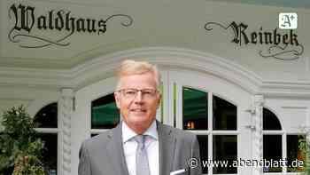 Waldhaus Reinbek: Was Karl Schlichting mit dem Promi-Hotel vorhat - Hamburger Abendblatt