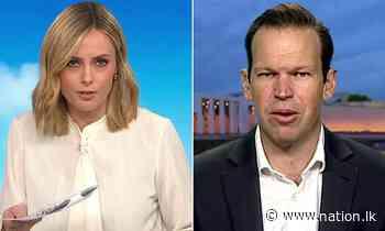 Today host Allison Langdon blasts Victoria's lockdown - nation.lk - The Nation Newspaper