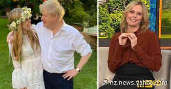 Today host Allison Langdon roasts Boris Johnson's wedding look - Yahoo News NZ