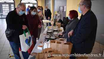 Dernier marché des restaurateurs à Bergues avec une pointe de nostalgie - Le Journal des Flandres