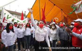 Candidata del PRI en Amecameca niega estar relacionada con la 'Estafa Maestra' - El Sol de Toluca