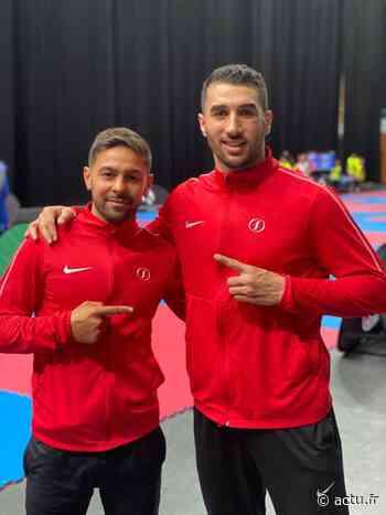 Eure. Walid Slimani de la section karaté du SPN Vernon devient entraîneur olympique - actu.fr