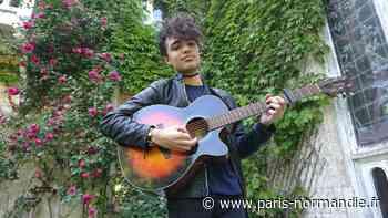 Aladin Révérend, « le seigneur des noisettes » de Vernon, sort son premier album punk rock - Paris-Normandie