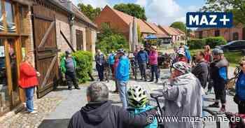 Entdeckertag: 29 Menschen radeln von Hennigsdorf nach Kremmen - Märkische Allgemeine Zeitung