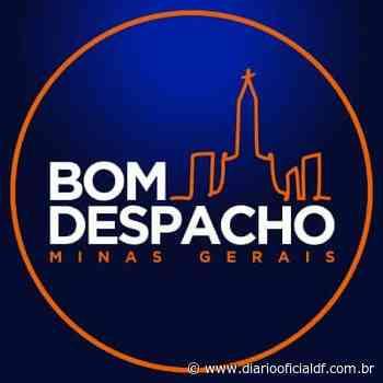 Processo Seletivo Prefeitura de Bom Despacho-MG: Inscrições abertas - DIARIO OFICIAL DF - DODF CONCURSOS