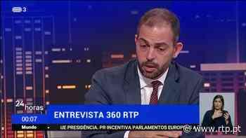 Covid-19. Duarte cordeiro alerta para os riscos das variantes do vírus e a não vacinação - RTP