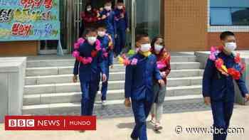 """Corea del Norte: los menores que trabajan como """"voluntarios"""" en las minas - BBC News Mundo"""