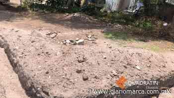 Ubican tumba antigua en el Cerro de las Minas - Diario Marca de Oaxaca