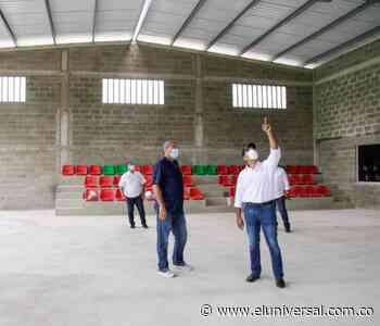 Gimnasio de boxeo en Turbaco recibirá implementación deportiva - El Universal - Colombia