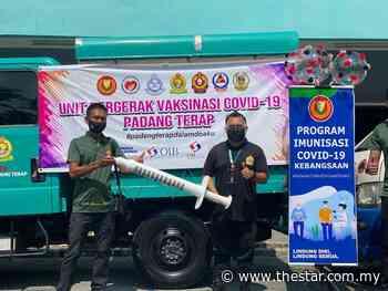 JKJAV: Jabs to roll into Kedah's Kuala Nerang from today (June 2) - The Star Online