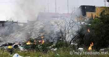 Incendio en el Cerro de la Loma Larga es sofocado - Telediario Monterrey