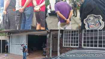 """Detienen a 82 personas en una fiesta clandestina en Pedregal, entre ellos a alias """"Pimpi"""" - Telemetro"""
