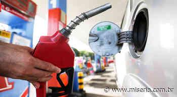 Em uma semana, preço médio da gasolina no Crato sobe R$ 0,028 - Site Miséria