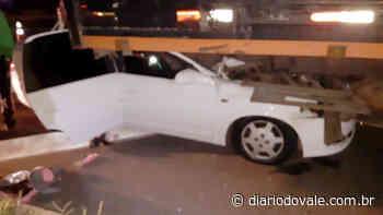 Acidente na Via Dutra deixa dois feridos em Resende - Diario do Vale