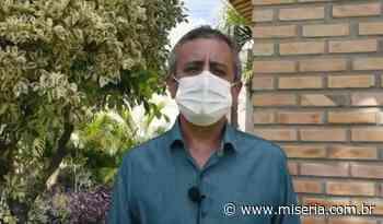 Câmara Municipal de Mauriti autoriza afastamento do prefeito - Site Miséria