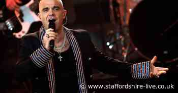 Robbie Williams wants to open oatcake shop in California - Staffordshire Live