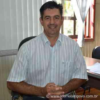 Servidor da Câmara de Laranjeiras do Sul Joel Almeida foi intubado ontem - J Correio do Povo