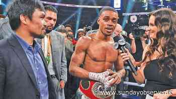 Manny Pacquiao to face Errol Spence in Las Vegas - Sunday Observer