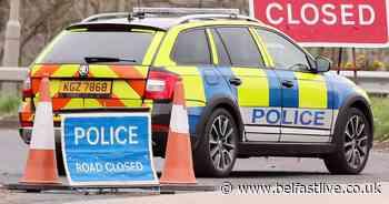 A22 Comber Road closed following crash - Belfast Live