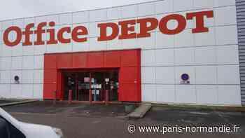 Placé en redressement judiciaire, le sort d'Office Dépôt au Petit-Quevilly bientôt scellé - Paris-Normandie