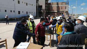 Juliaca: Piden al procurador del Gobierno Regional de Puno, retirar la denuncia por azotar al gerente general - Radio Onda Azul