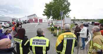 """""""Großer Unmut in den Einheiten"""": Ahrweiler Feuerwehrleute fordern baldige Impfung gegen Corona - General-Anzeiger Bonn"""