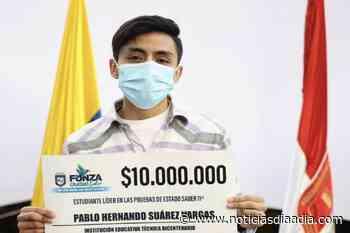 $10 millones en apoyos educativos para 10 estudiantes de Funza, Cundinamarca - Noticias Día a Día