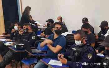 Guardas de Arraial do Cabo fazem treinamento para abordagem a crianças - Jornal O Dia