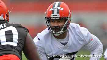 Myles Garrett not concerned about Browns falling behind Chiefs in offseason