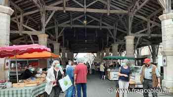 Une halle monument historique pour un marché trois étoiles à Gimont dans le Gers - France Bleu