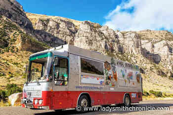 Family travelling the world by bus leaves Ladysmith for Trois Rivieres - Ladysmith Chronicle