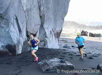 35 Atletas correram no calhau da Praia Formosa - DNoticias