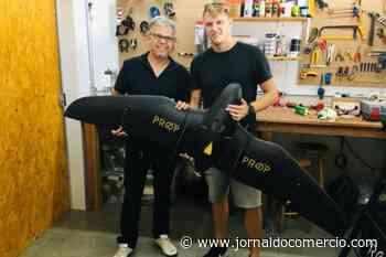 Prop Drones, de Ivoti, firma parceria com Flyware - Jornal do Comércio