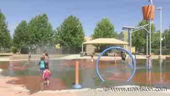 Estos son los parques para 'chapotear' y refrescarse en Fresno durante esta ola de calor - Univision