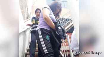 Moquegua: Detienen a exalcaldesa de Torata sentenciada por actos de corrupción | Policía | Poder Judicial | lr - LaRepública.pe