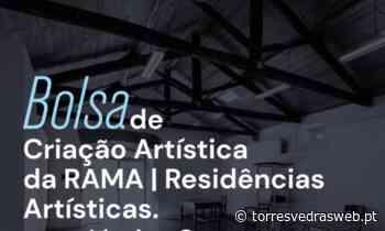 """Torres Vedras: Atribuída a primeira bolsa de criação artística no âmbito do projeto """"Rama"""" - TORRES VEDRAS WEB"""