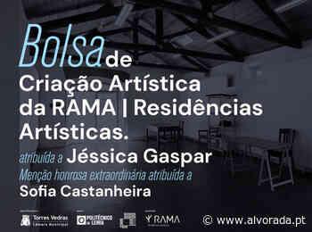Torres Vedras: atribuída primeira Bolsa de Criação Artística concebida no âmbito do projecto 'RAMA' - Jornal Alvorada