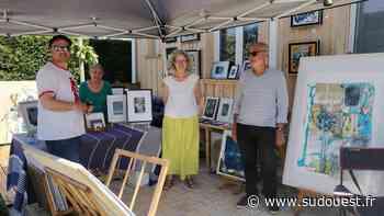 Lacanau : Vif succès pour le Petit Salon de printemps du Smac - Sud Ouest