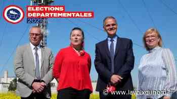 Bully-les-Mines : « Solidarité et fraternité », mantra des candidats de la majorité sortante pour conserver le canton - La Voix du Nord
