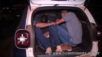 Traficante de Pontes e Lacerda é preso com 129 kg de cocaína em Brasnorte – TV Centro Oeste - Tv Centro Oeste