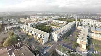 Val-d'Oise : à Persan, « Le Village » commencera sa mue en 2022 - Les Échos