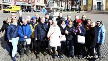 Unter Corona-Regeln: Stadtführungen starten wieder in Husum   shz.de - shz.de