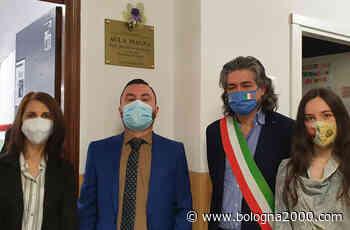 Vergato, intitolata aula magna al prof. Morabito - Bologna 2000