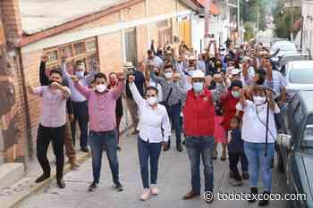 QUE ESTA ELECCIÓN MARQUE LA DIFERENCIA: ERIKA RODRÍGUEZ - Noticias de Texcoco
