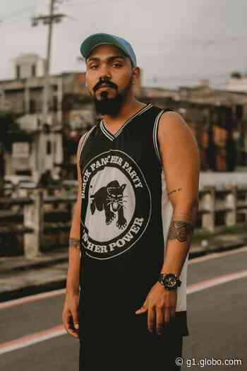 Rapper do Barreiro, periferia de Belém, vence festival estadual de música - G1