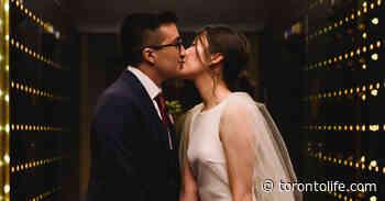 Real Weddings: Inside an elegant micro-wedding at the Kimpton Saint George - Toronto Life